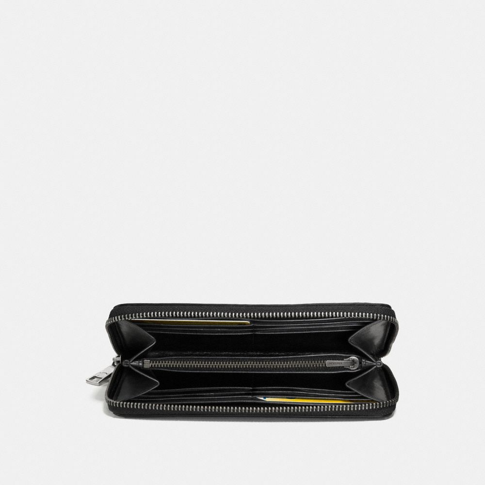 RIP AND REPAIR ACCORDION WALLET IN SPORT CALF LEATHER - Alternate View