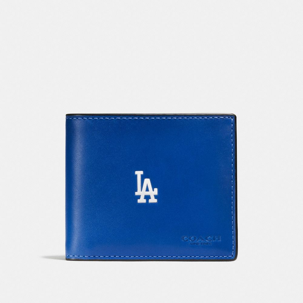 Coach 3-In-1 Wallet With Mlb Team Logo