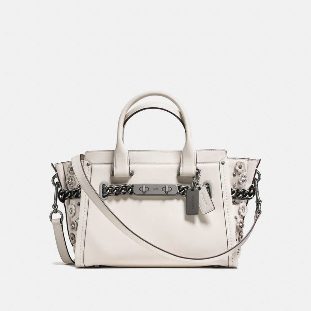 Coach Coach Swagger 27 With Willow Floral Detail