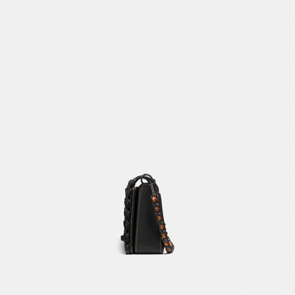 Dinky in Coach Link Leather - Alternar vistas A1