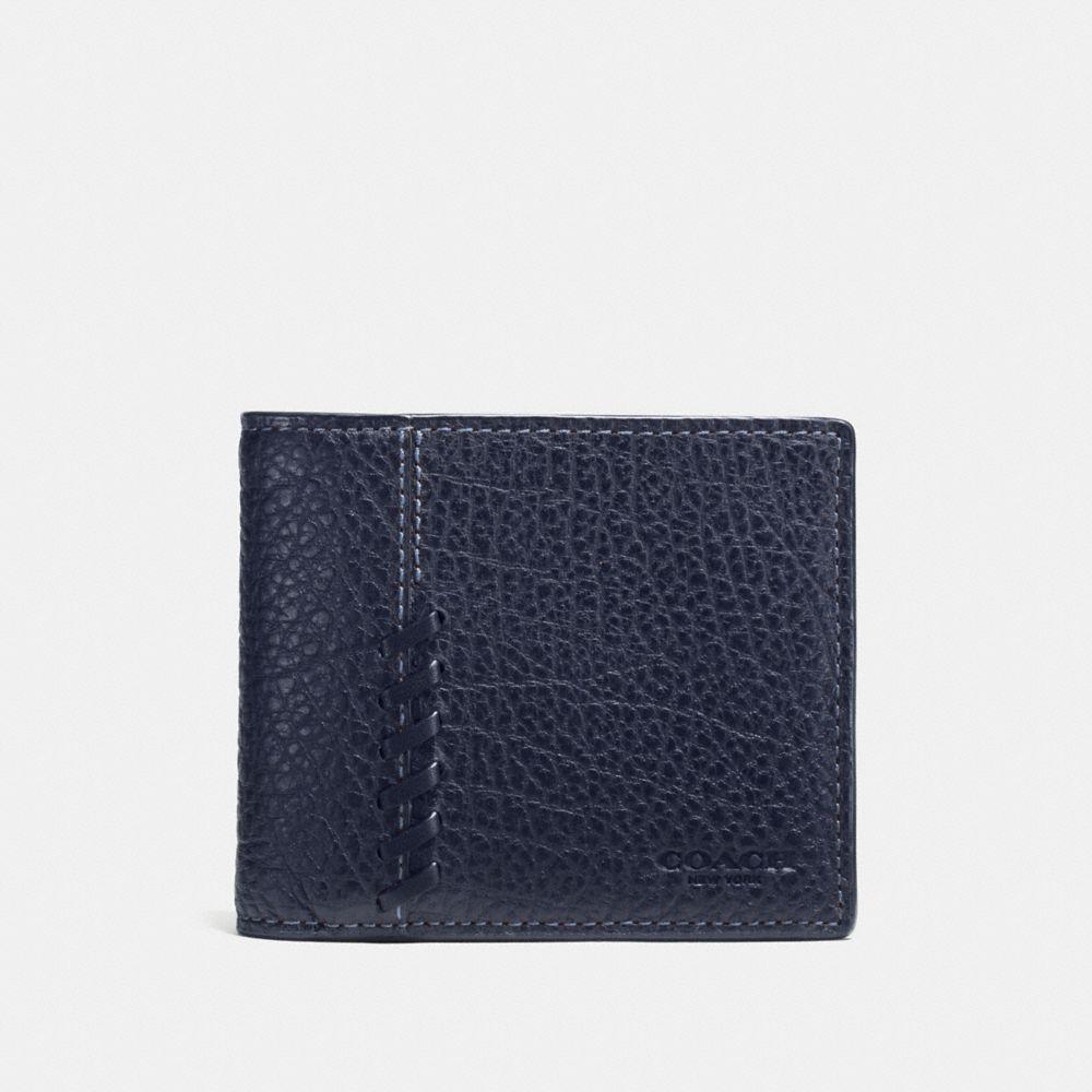 Coach Rip and Repair 3-In-1 Wallet