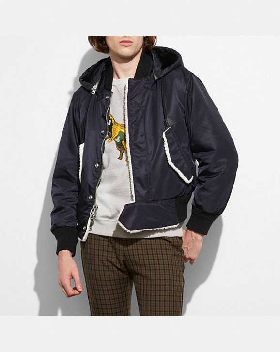 Coach Lo Fi Sheriff Jacket