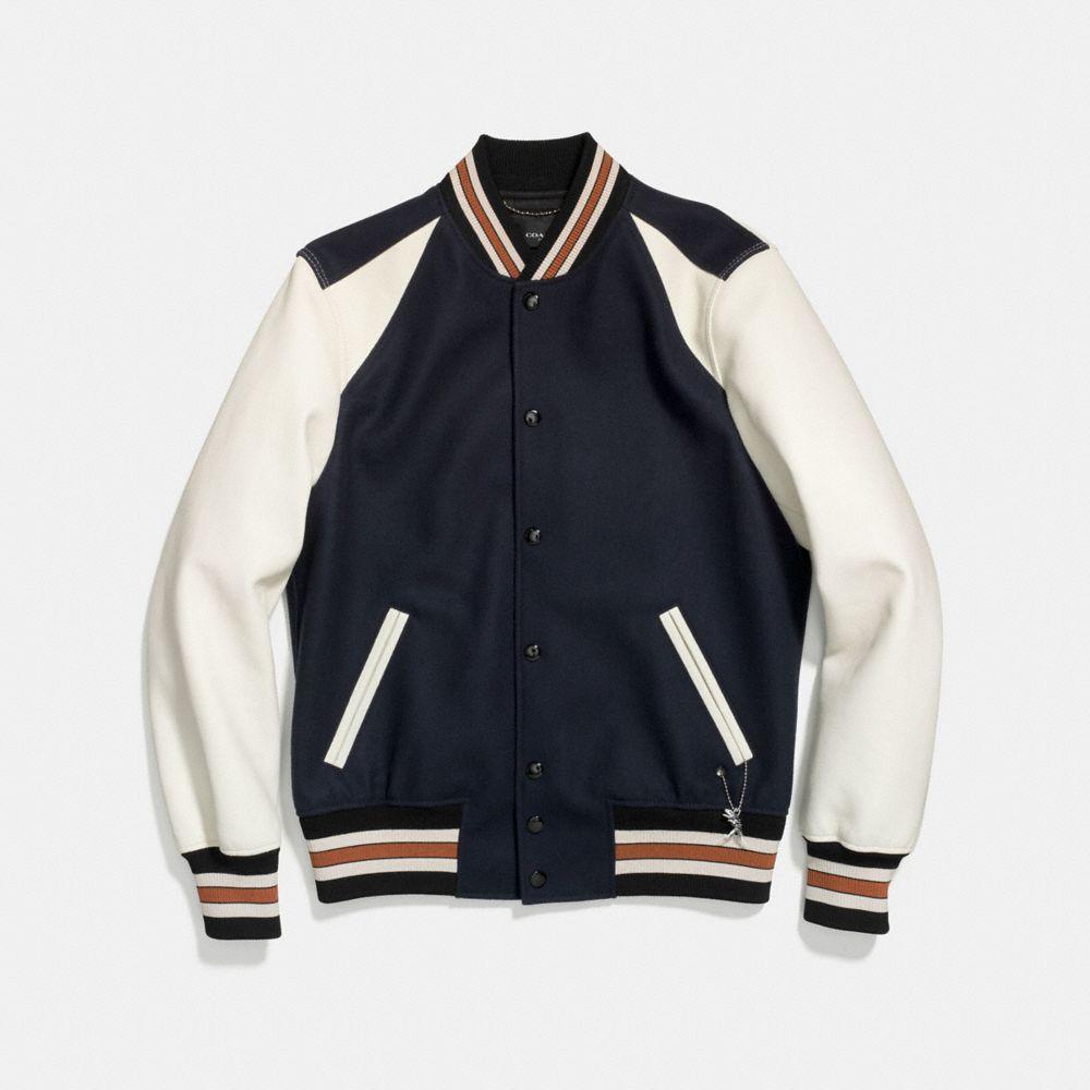 Coach Varsity Jacket