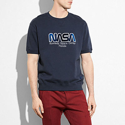 SPACE短袖運動衫