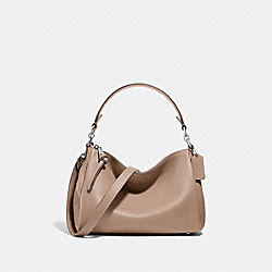 SHAY CROSSBODY - LH/TAUPE - COACH 601