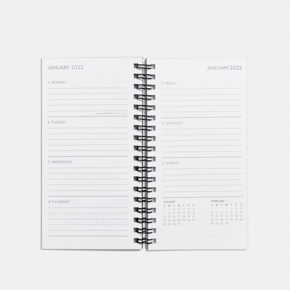 4x7 Spiral Diary Book Refill - Alternate View A1