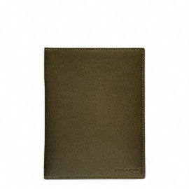 BLEECKER LEGACY PASSPORT CASE