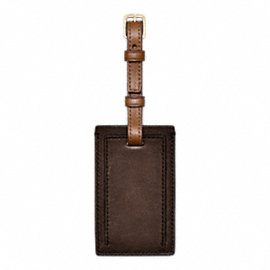 BLEECKER LEGACY SMALL LUGGAGE TAG