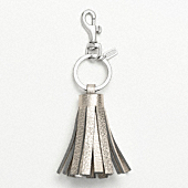 SINGLE LEGACY TASSEL KEY RING