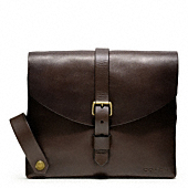 BLEECKER LEATHER FRAME BAG