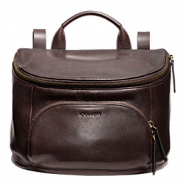 BLEECKER LEATHER HANDLEBAR BAG