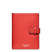 LEGACY LEATHER PASSPORT CASE