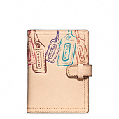 LEGACY LEATHER MOTIF PASSPORT CASE