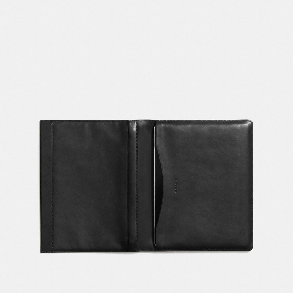 Coach Bifold iPad Case Alternate View 1