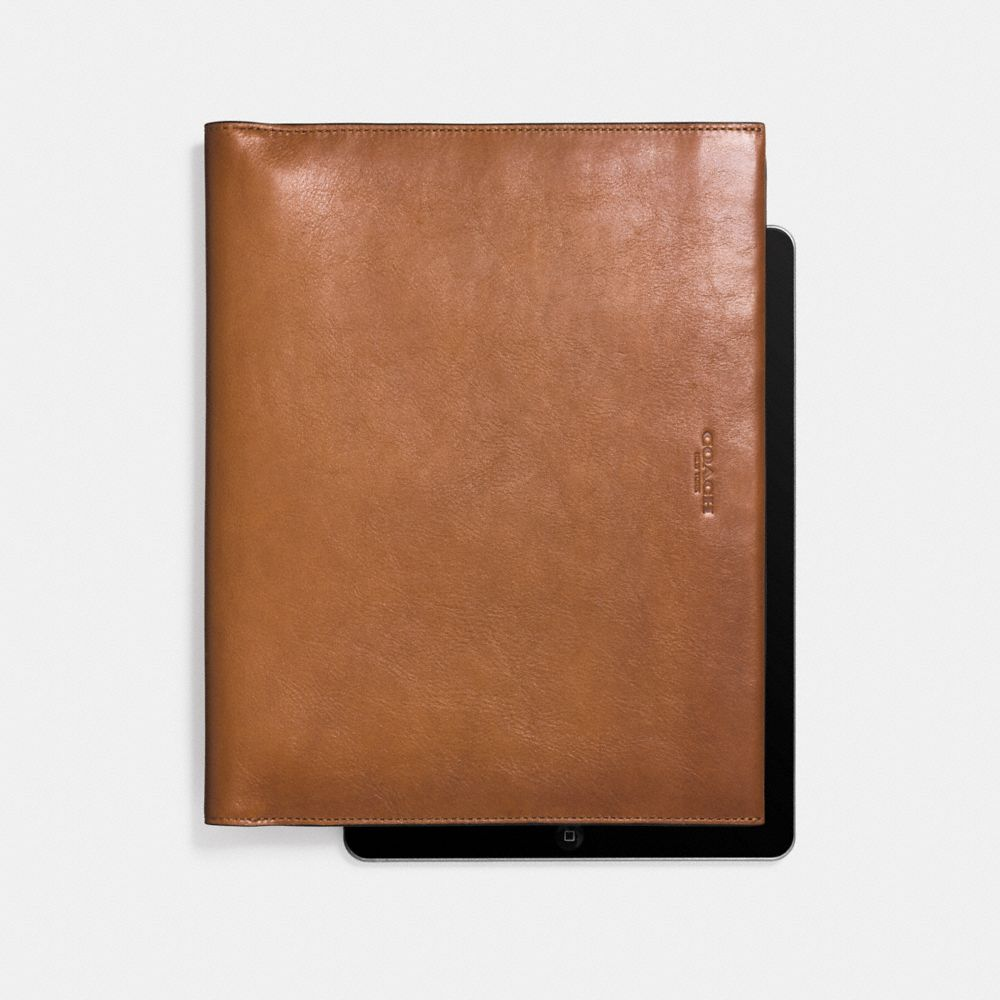 Coach Bifold iPad Case
