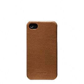 BLEECKER LEATHER MOLDED IPHONE 4 CASE