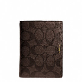 BLEECKER SIGNATURE PASSPORT CASE