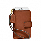 LEGACY LEATHER PHONE WRISTLET