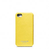 LEGACY  LEATHER MOLDED IPHONE 4 CASE