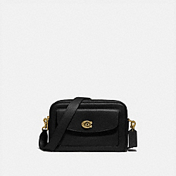 CASSIE CAMERA BAG - B4/BLACK - COACH 639