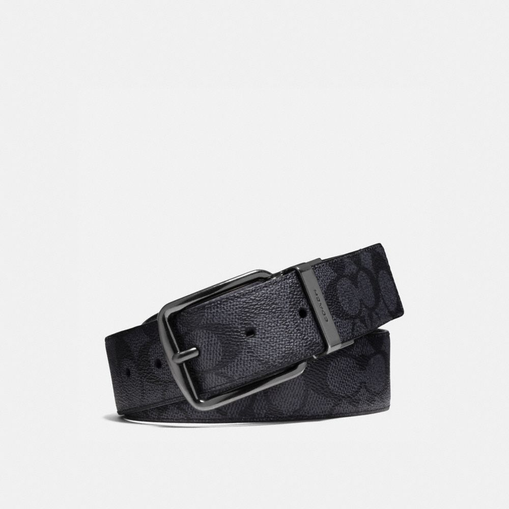 Coach Wide Harness Cut-To-Size Reversible Belt