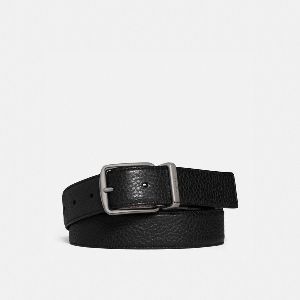 Coach Regular Harness Cut-To-Size Reversible Belt