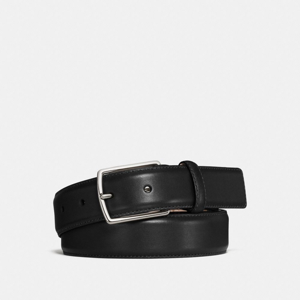 MODERN HARNESS SMOOTH LEATHER BELT - Alternate View