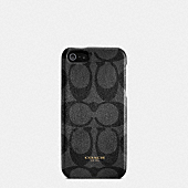 BLEECKER SIGNATURE MOLDED IPHONE 5 CASE