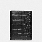 Crosby Croc Passport Case