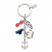 SAINT JAMES MULTI MIX KEY RING