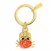 CRAB PAVE KEY RING