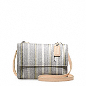 LEGACY WEEKEND TICKING STRIPE PHONE WALLET CROSSBODY