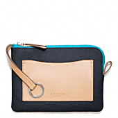 Bleecker Canvas Beach Pouch