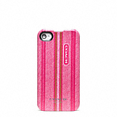 TICKING STRIPE IPHONE 4 CASE