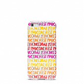 DOUBLE STRIPE SCARF PRINT IPHONE 5 CASE