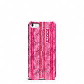 TICKING STRIPE IPHONE 5 CASE