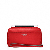 SAFFIANO LEATHER EAST/WEST UNIVERSAL CASE