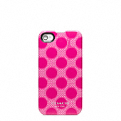 POLKA DOT IPHONE 4 CASE