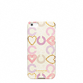 Waverly Heart Iphone 5 Case