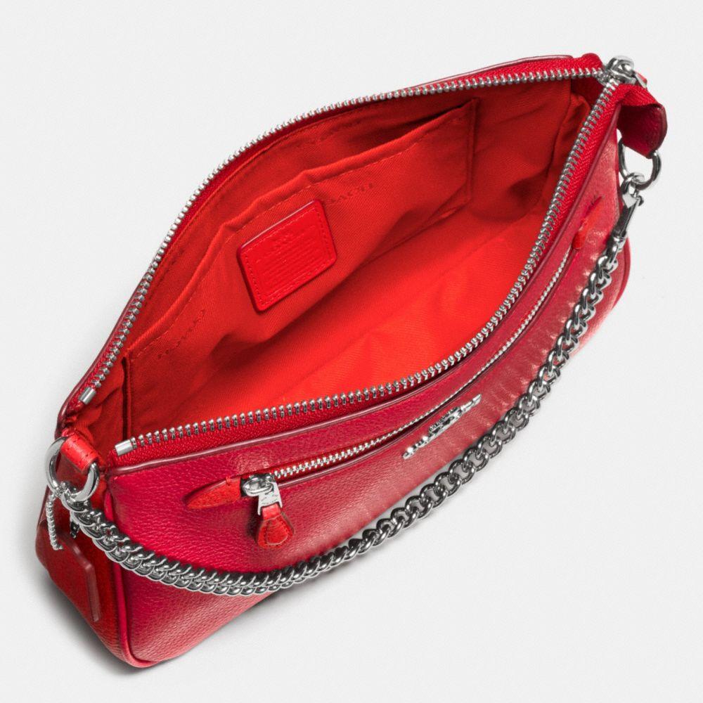 Nolita Wristlet 24 in Colorblock Leather - Alternate View A1