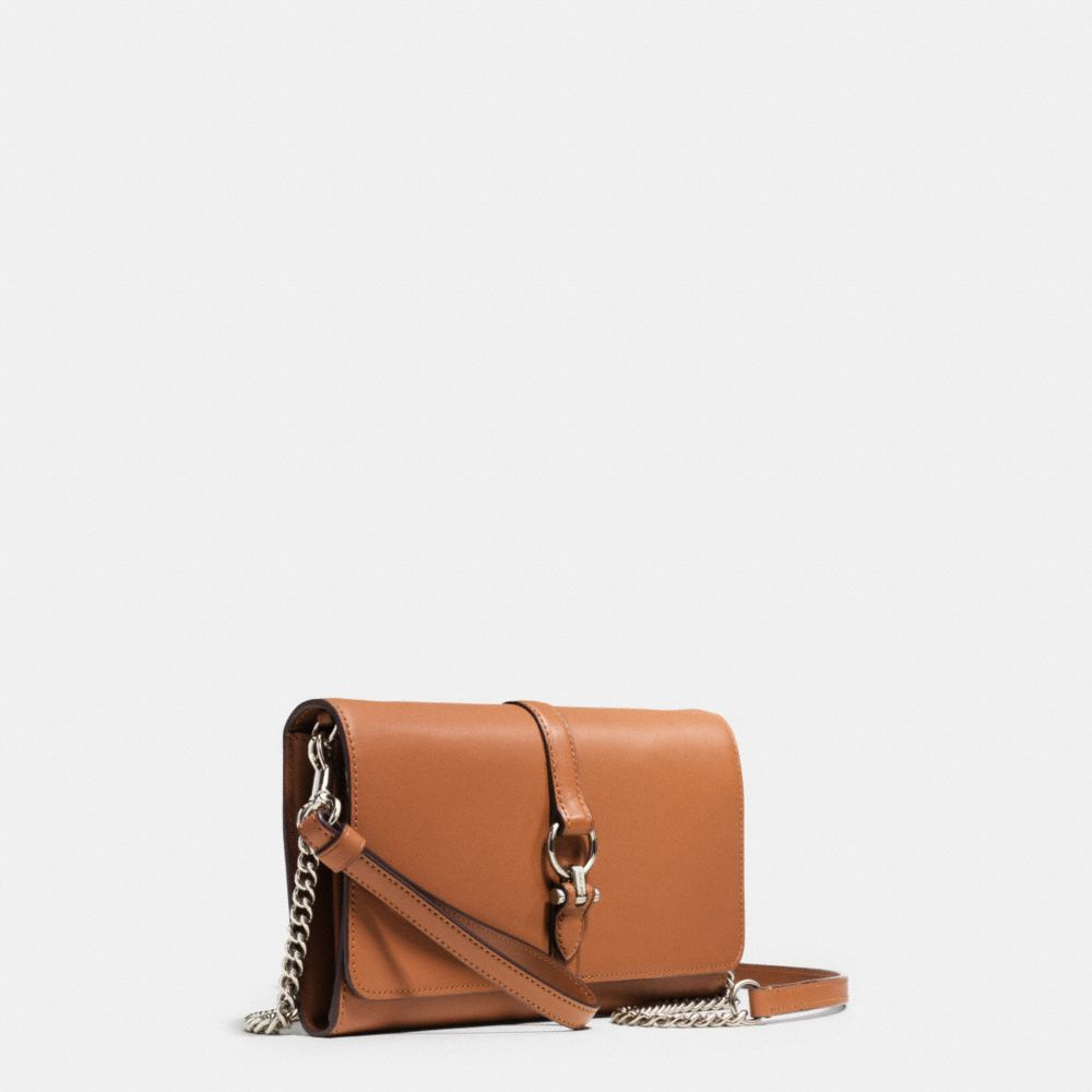 Coach Nomad Crossbody Clutch in Glovetanned Leather - Alternate View A2