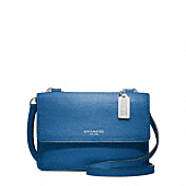 SAFFIANO LEATHER PHONE CROSSBODY