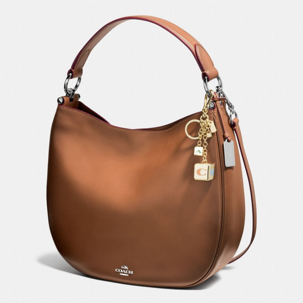 Multi Mix Block Bag Charm - Alternate View A1