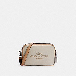 JES CROSSBODY - SV/NATURAL - COACH 6519