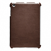 BLEECKER LEATHER MOLDED MINI IPAD CASE