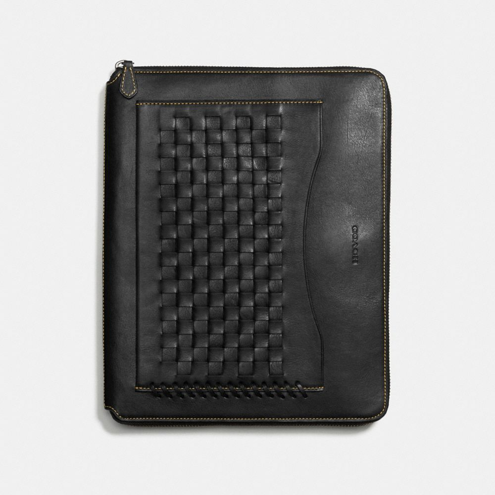 Rip and Repair Tech Case in Sport Calf Leather
