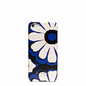 IPHONE 5 CASE IN FLORAL SCARF PRINT
