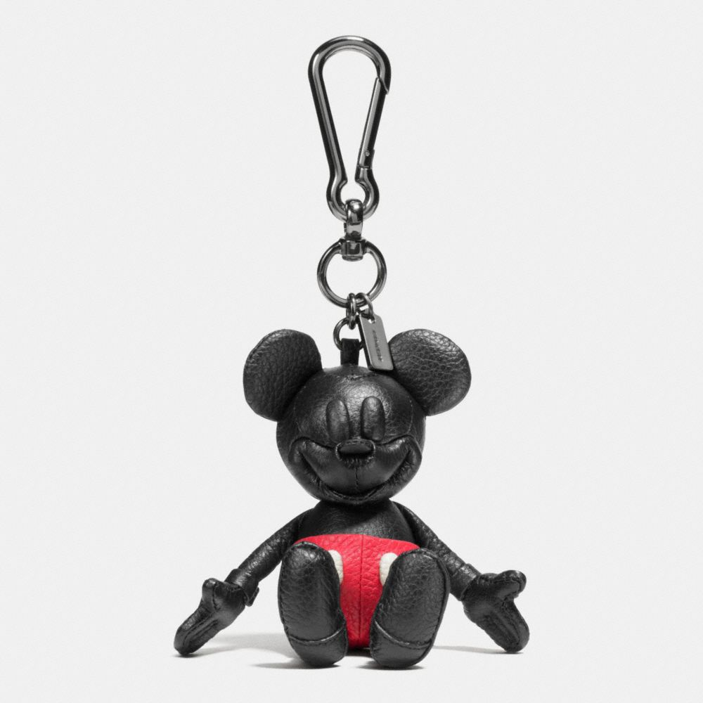 MICKEY BAG CHARM - Alternate View