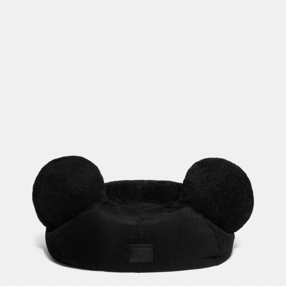 Coach Mickey Bean Bag