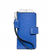 MADISON LEATHER PHONE WALLET